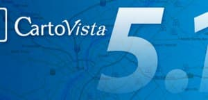 DBx GEOMATICS lance CartoVista 5.1