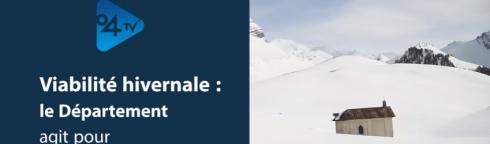Dispositif de viabilité hivernal dans le 04