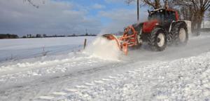 Le déneigement par les agriculteurs
