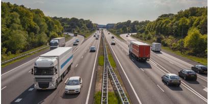 Autoroutes et réseau secondaire