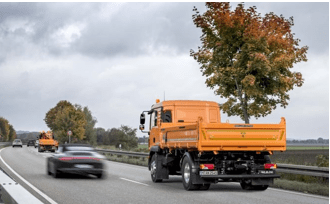 Développement d'un véhicule autonome