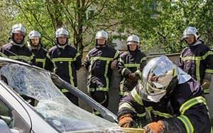 Les pompiers face aux nouveaux risques routiers