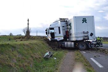 Accidentologie routière dans l'Yonne