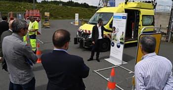 Maine-et-Loire : des objets connectés sur l'autoroute